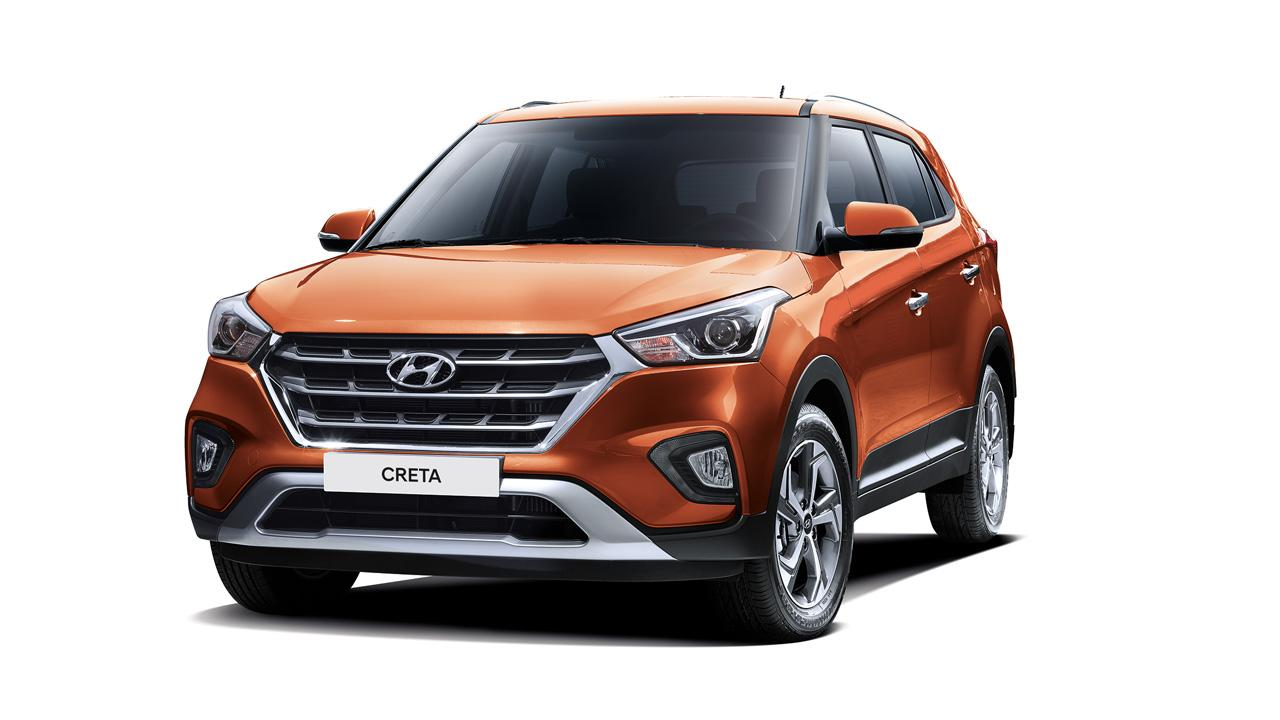<h3><strong>Created to rule the road</strong></h3>  <p>Creta stands out with its updated, fresher look that will draw admiring glances everywhere it goes.</p>